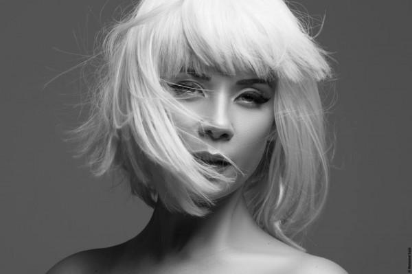 Model Leila